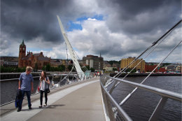 Peace Bridge L'Derry