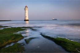 Perch Rock Lighthouse New Brighton