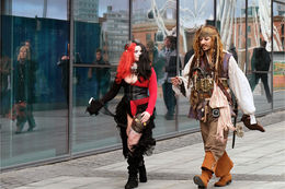 Pirates in the City
