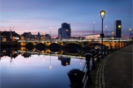 Queens Bridge Belfast