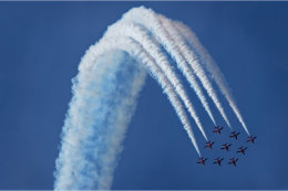 Red Arrows Southport