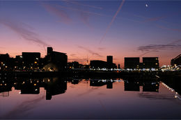 Salthouse Dock at Dawn