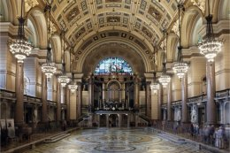 St Georges Hall Liverpool