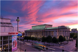 St. George's Hall Sunset Brian Mason