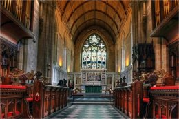 St. Patrick's Cof I Cathedral Armagh