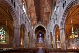 St. Patrick's RC Cathedral Armagh  Interior