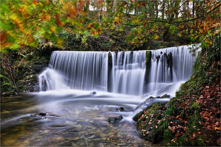 Stockghyll Ambleside in Autumn