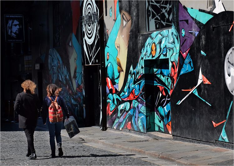 Street colour