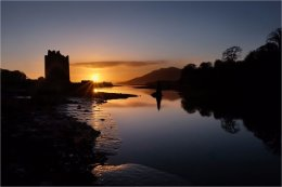 Sunrise at Narrow Water Co Down