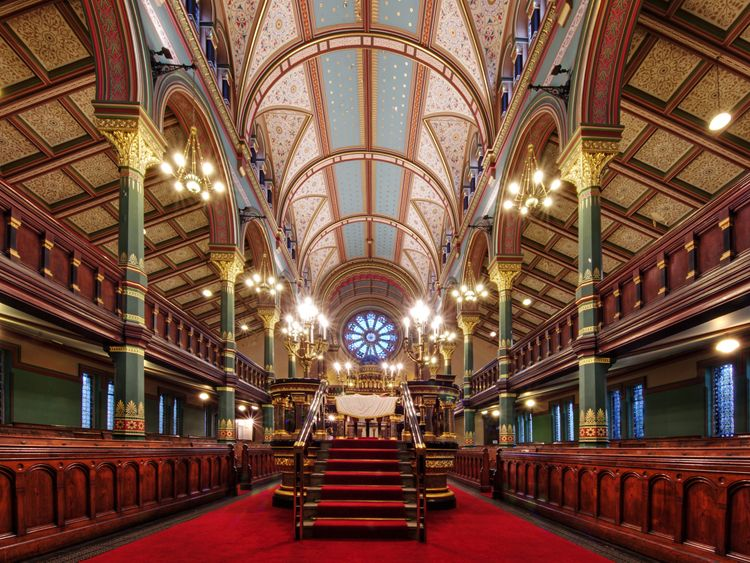 Synagogue Liverpool