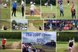 The 2017 Open at Royal Birkdale