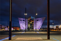 Titanic centre Belfast