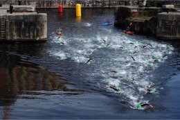 Tri Liverpool British Triathlon Swim