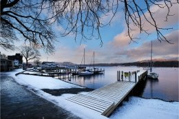 Waterhead in winter