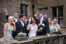 Wedding after lockdown