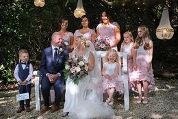 Wedding day Jenni & Richie