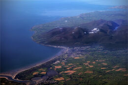 Where the mournes sweep down to the sea