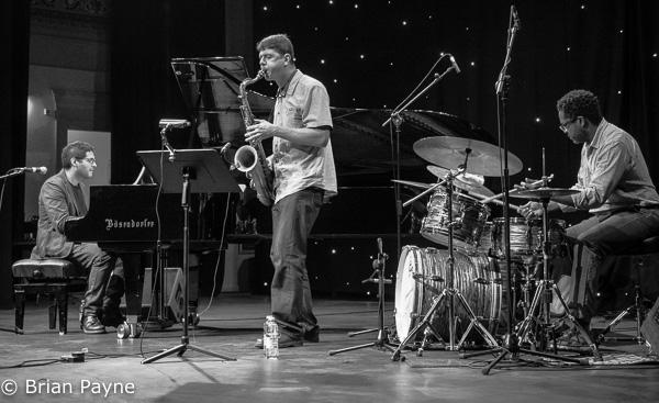 Barry Green's New York Trio
