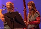 Sylvaine Hélary & Sara Schoenbeck
