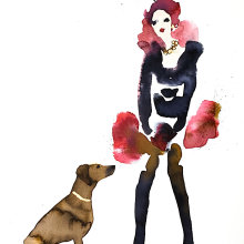 The Party Girl and the Lost Dog