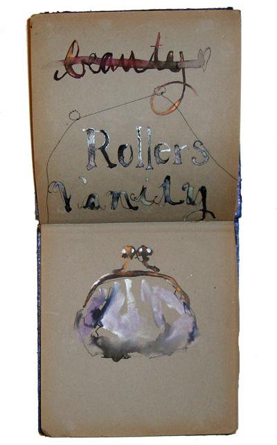 Beauty, Rollers, Vanity