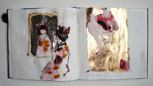 Black Sketchbook 2
