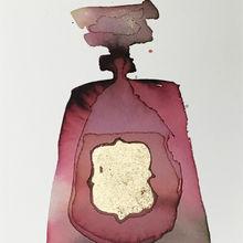 Plum Perfume - SOLD