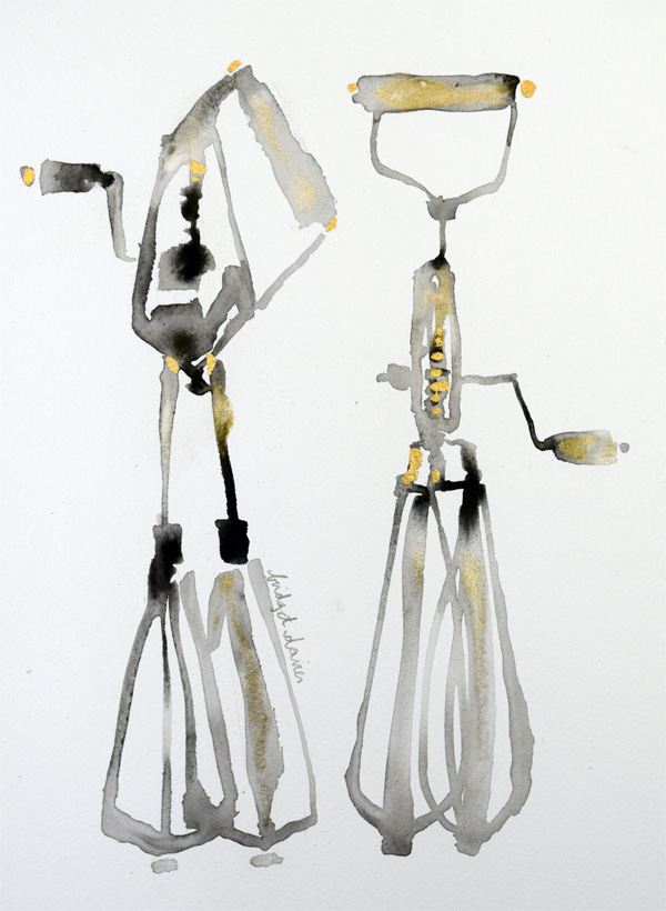 Vintage Whisks 2 - <span style=