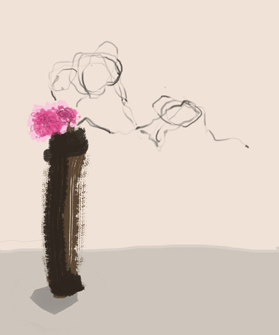 Digital Ikebana