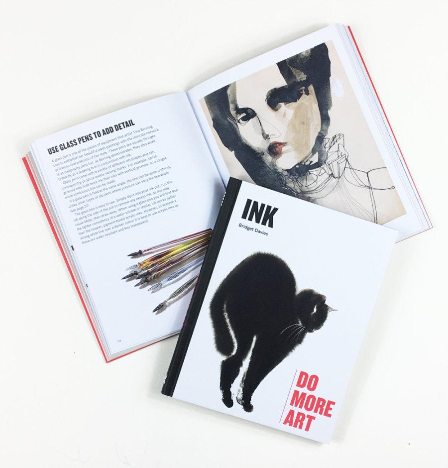 Do More Art - INK