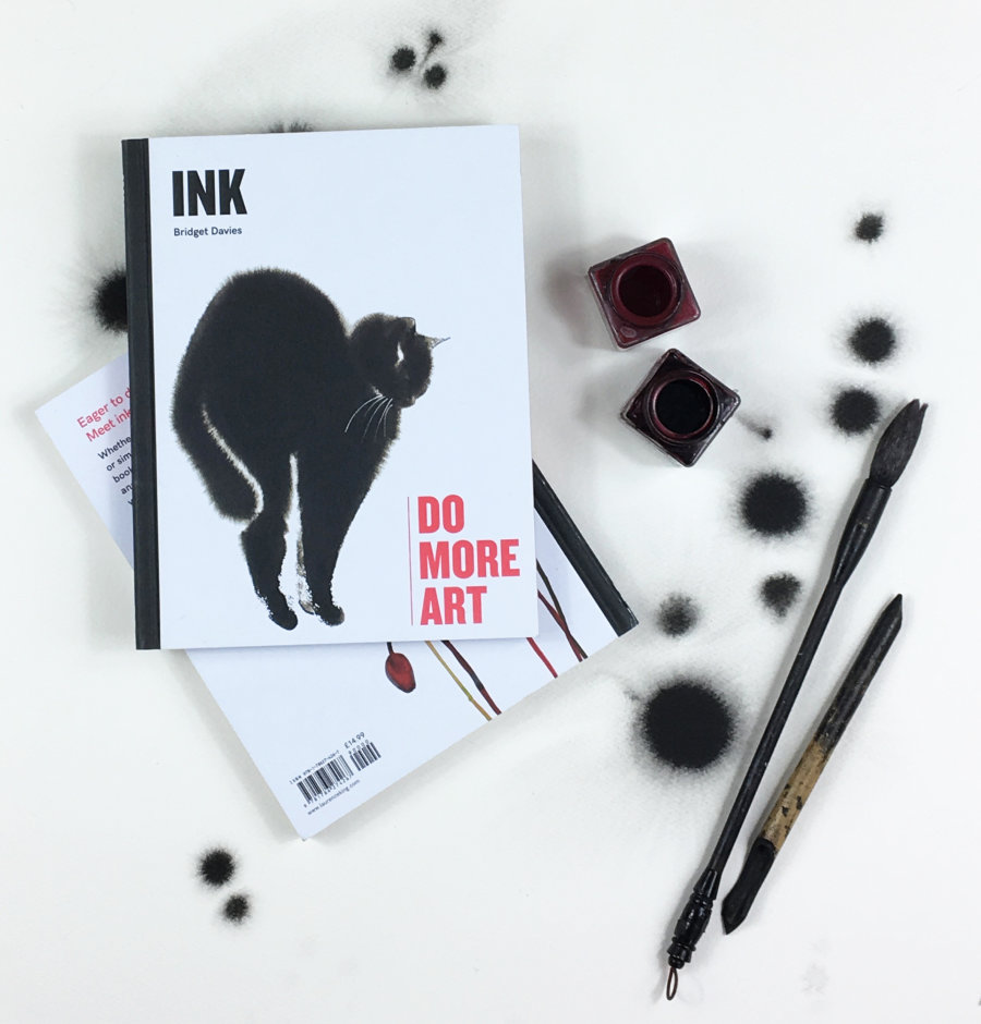 Do More Art - Ink