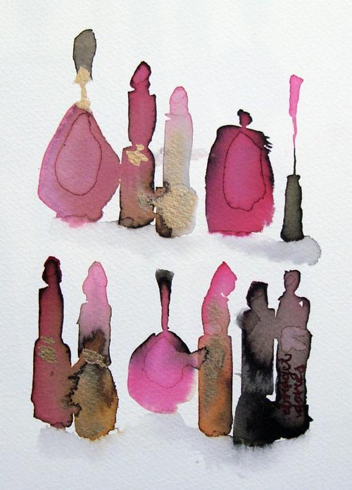 Little Lipsticks and Nail Polishes