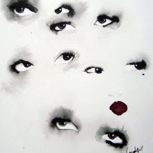 Lovely Eyes - SOLD