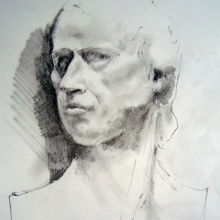 Marble Bust - unfinished