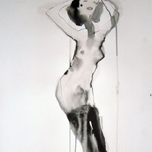 The Art In Undressing - Nude 3