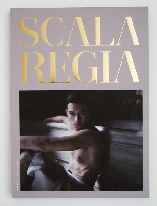 Work featured in Scala Regia Magazine
