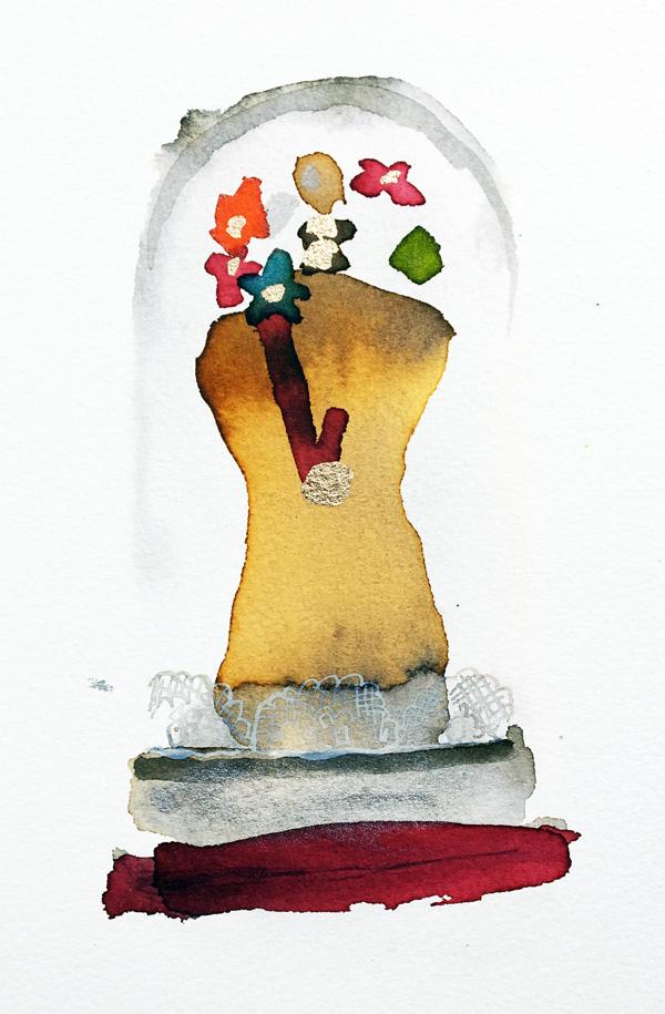 Vintage Schiaparelli Perfume 2