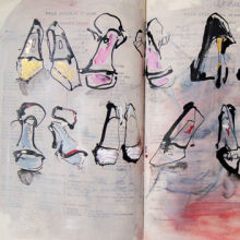 Sketchbook Shoes