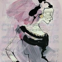 The Opera Dress