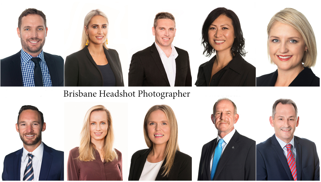 Brisbane Headshot Photographer
