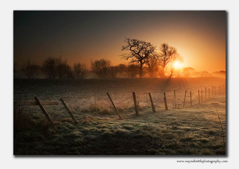 The Light of Dawn - Claymills - Staffs - SS4325