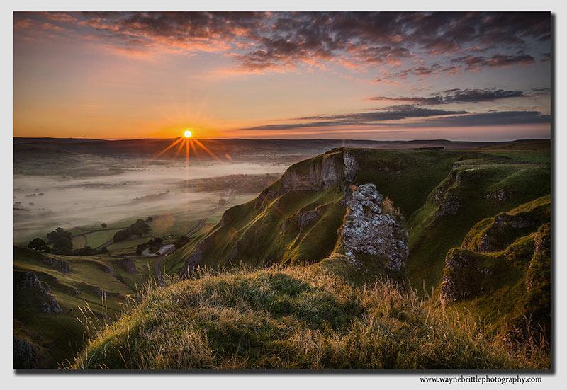 Hope Valley Sunrise   -  W5D32841