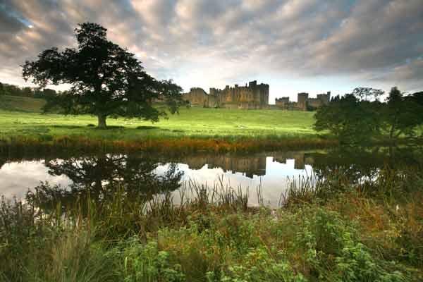 Alnwick Castle 3 - NS072