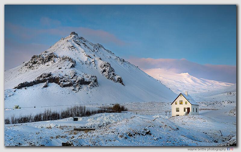 Arnarstapi Mountain House  W5D41964