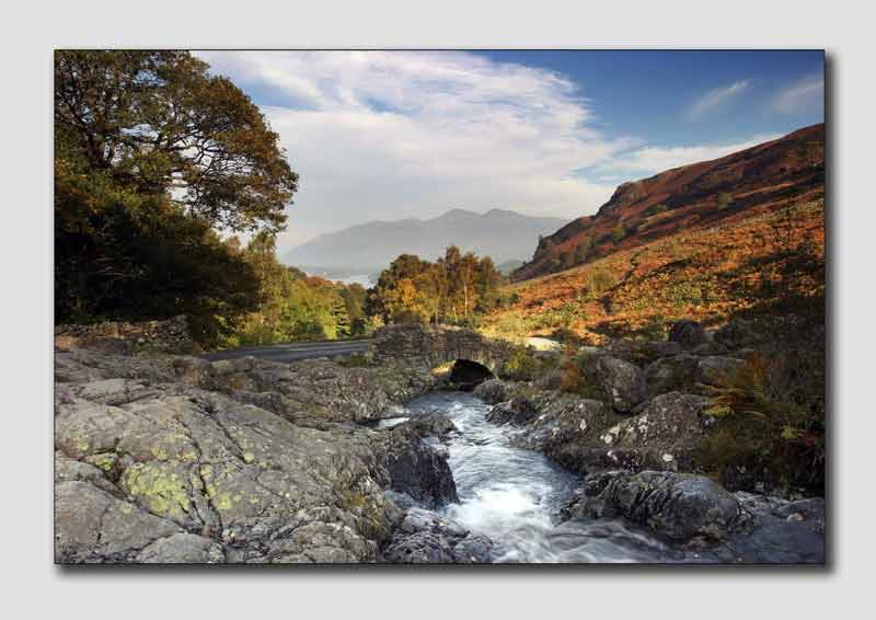 Ashness Bridge, Cumbria  -  LS010