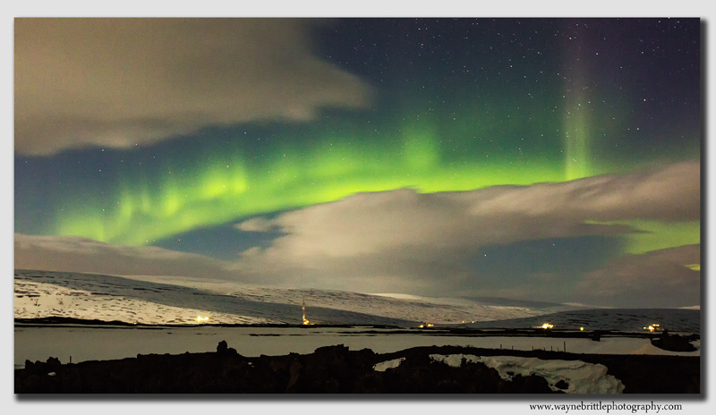 Northern Light in Northern Skies