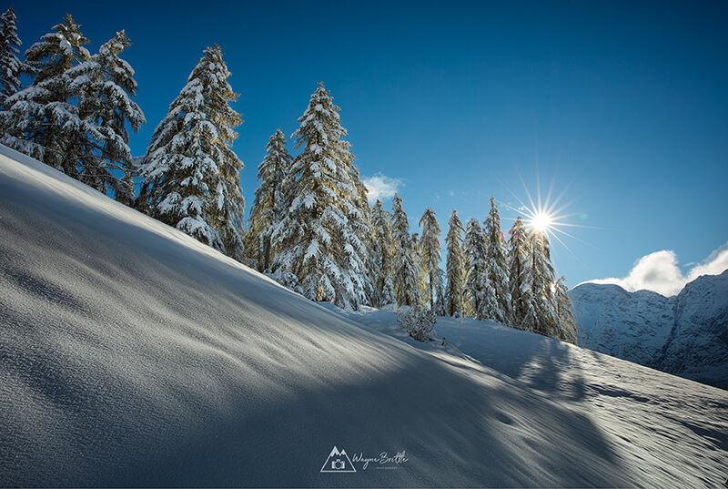 Autumn Snow in the Dolomites -2 -  5DSR7555