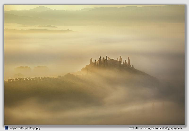 Belvedere Misty Light - 42164