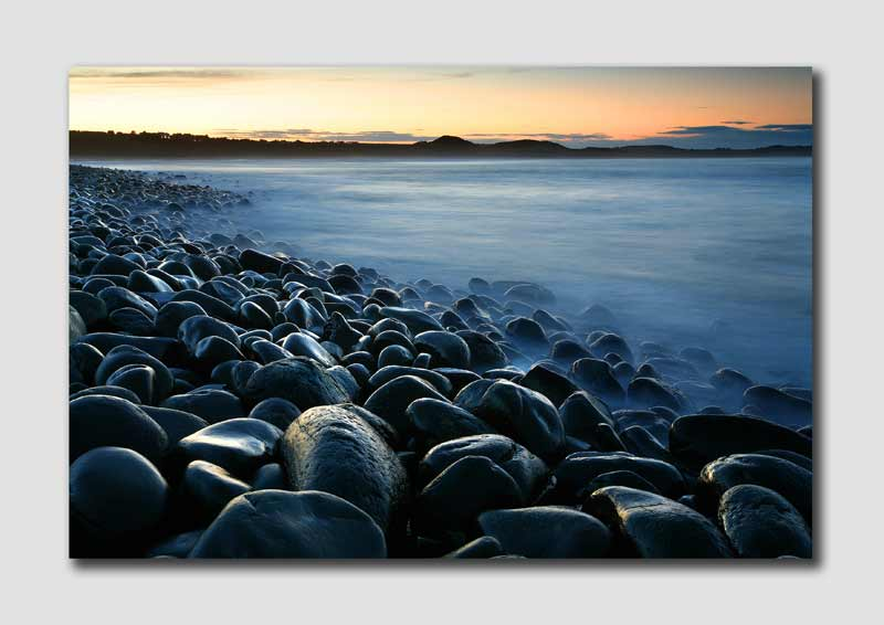 Boulders at Sunset '3' - NS067