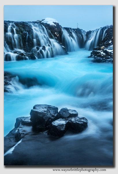 Bruafoss Falls - 6